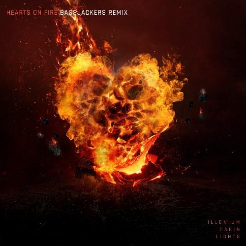 Hearts On Fire (Bassjackers Remix) (Single)