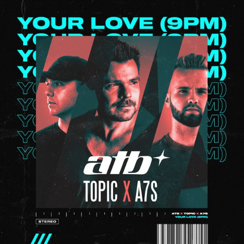 Your Love (9PM) [Single]