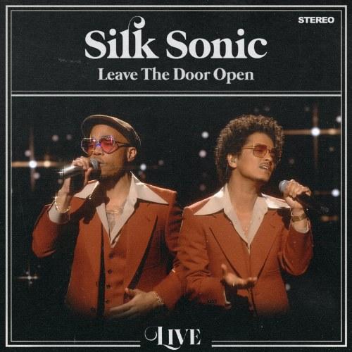 Leave The Door Open (Live) (Single)
