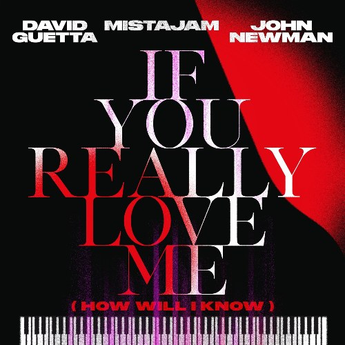 If You Really Love Me (How Will I Know) [Single]