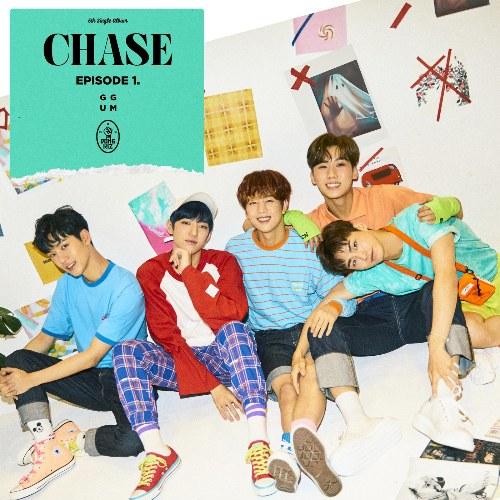 Dongkiz 5th Single Album 'Chase Episode 1. Ggum'