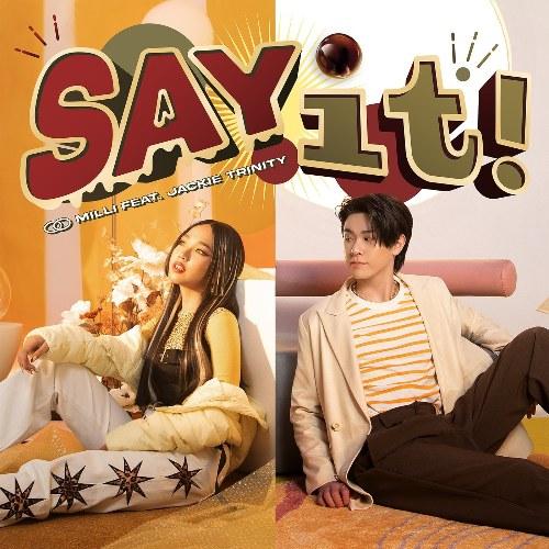 Say It (Single)