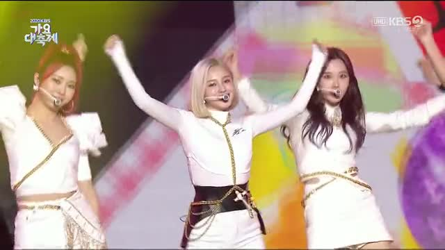 Ready Or Not (2020 KBS Song Festival)