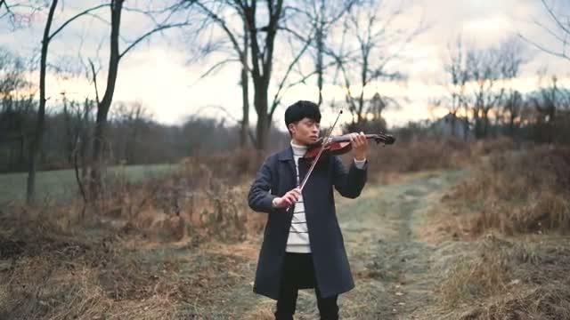 Spring Day (Violin Version)
