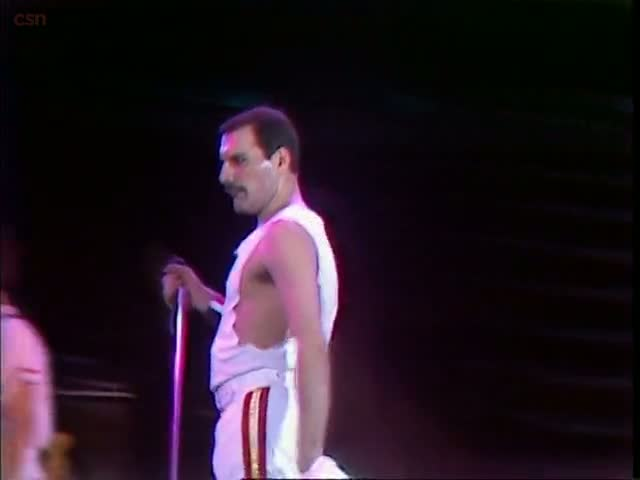 Another One Bites the Dust (Live 1986)