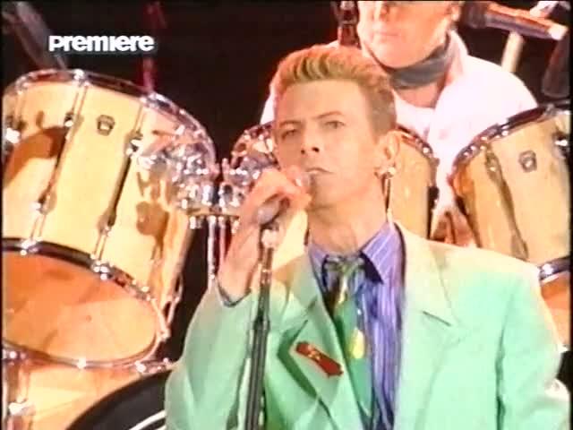 Under Pressure (Live Freddie Mercury Tribute Concert 1992)