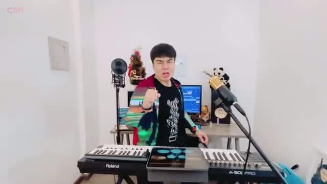 Không Cảm Xúc (Remix) (Live Looping)
